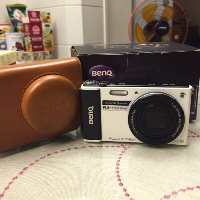 Benq G1 翻轉相機