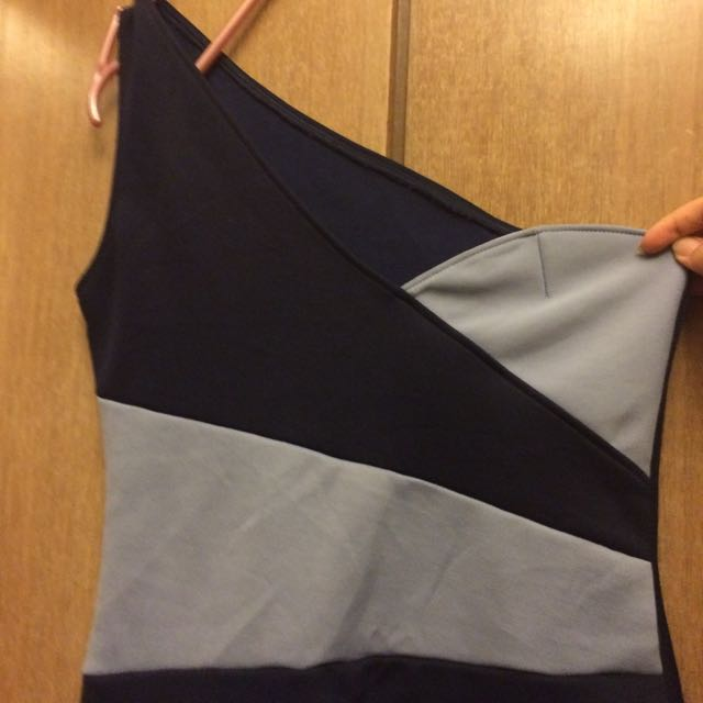 ✨(BN) Toga Blue Dress