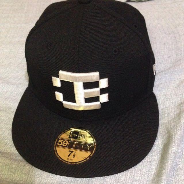 (二手)Brainchild x New Era 大logo 棒球帽 陳柏霖
