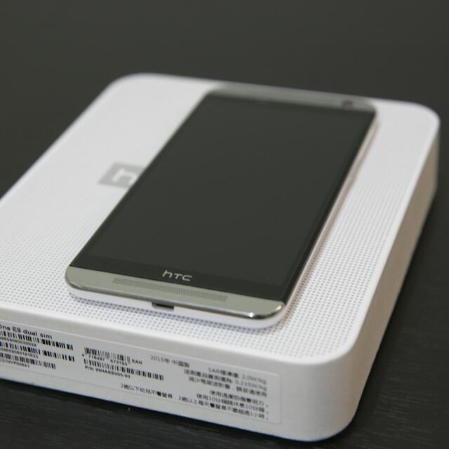 『已預訂』HTC One E9 白色 4G雙卡雙待 全頻手機