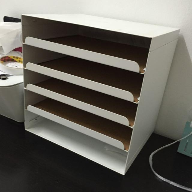 Ikea Paper Shelf