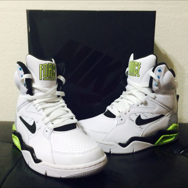 Nike Air Command Force (White)