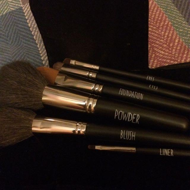 (PL) Top shop Make Up Brushes