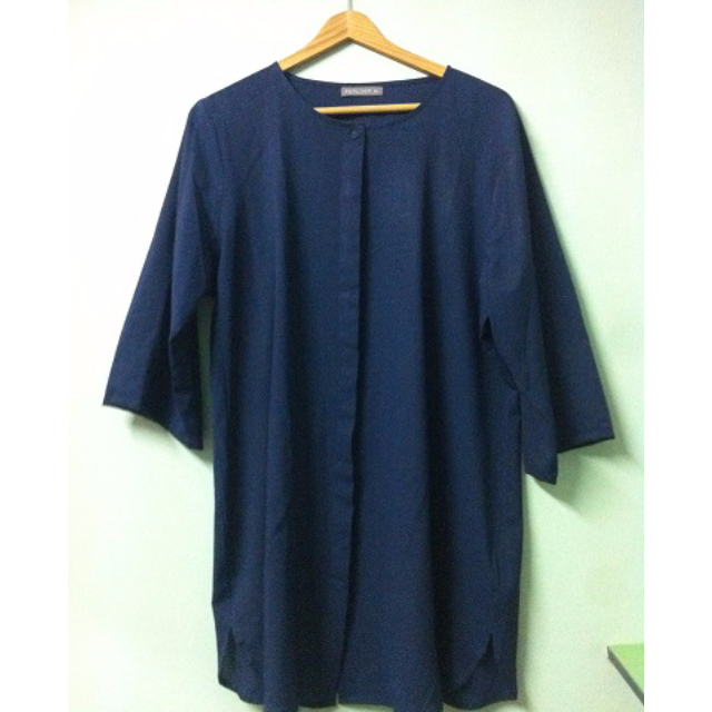 [RESERVED] Plus Size Poplook Irma Blouse