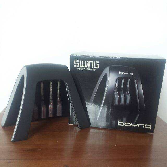 Swing 4 Port Usb-Hub By boynq