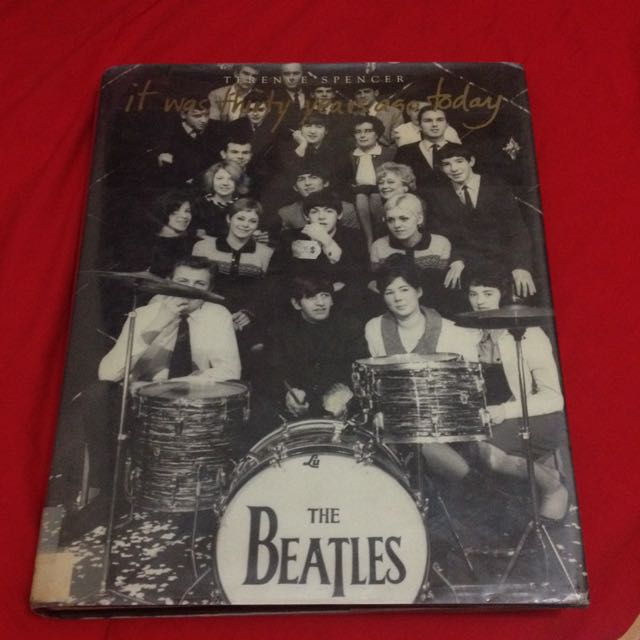 二手)The Beatles寫真書