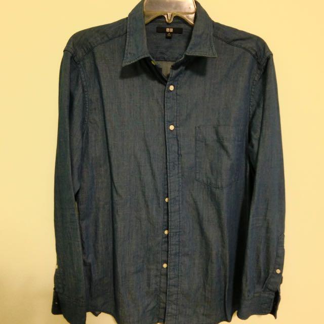 Uniqlo 襯衫(訂)