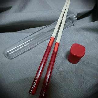 試管 外出筷子