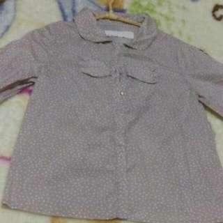 a la sha -襯衫(可換物唷)