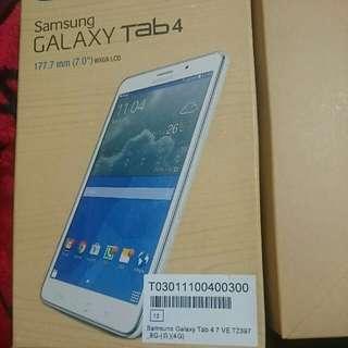 Samsung Tab4 7.0