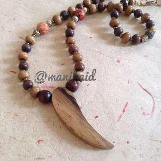 Man Boho Necklace / Kalung Boho
