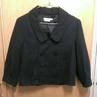 💙izzue短版8分袖西裝外套💙