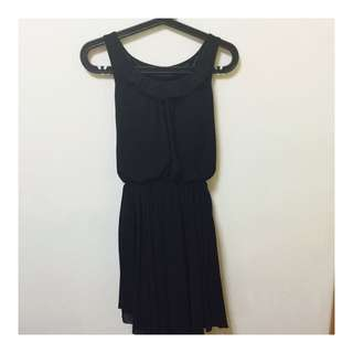 全新 氣質黑洋裝💕