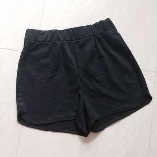 💮SALE💮 Black Runner Shorts