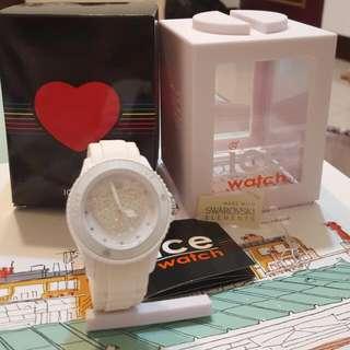 ICe  Watch 白色手錶