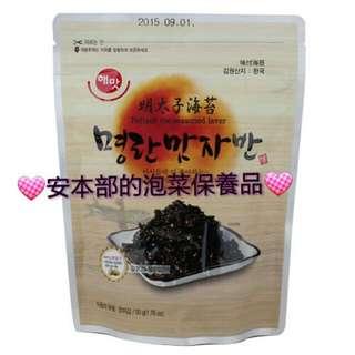 韓國明太子海苔酥