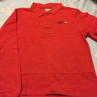 專櫃真品Benetton polo衫男童