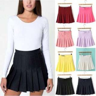 [PO] AA Tennis Skirt