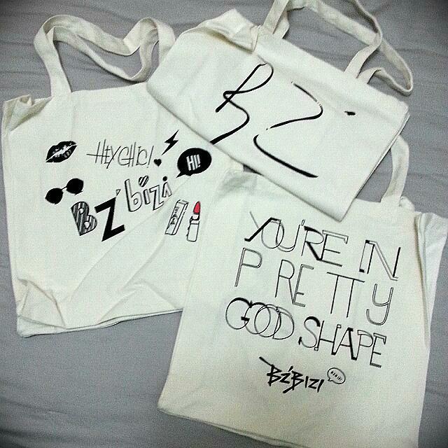 全新🌟購物袋---3款