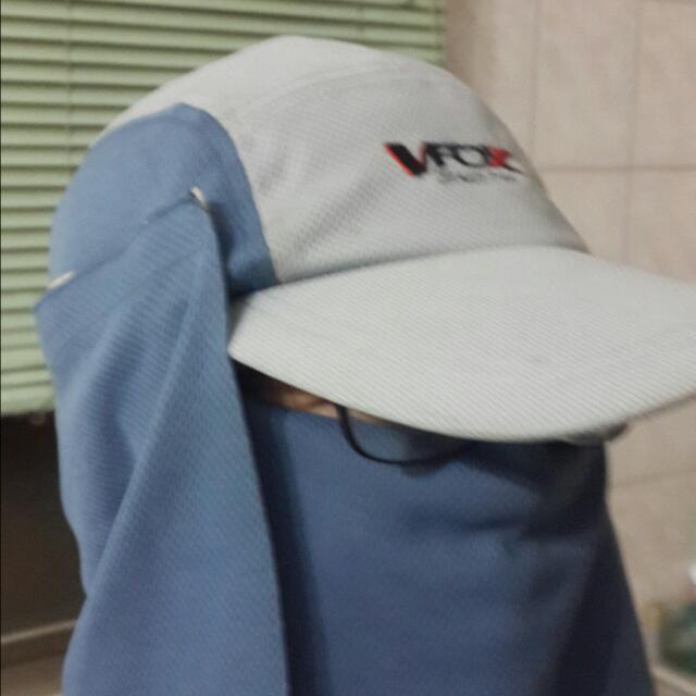 遮太陽的帽子