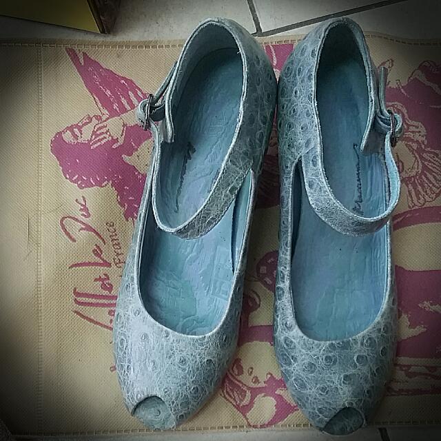 麥坎納 低根鞋