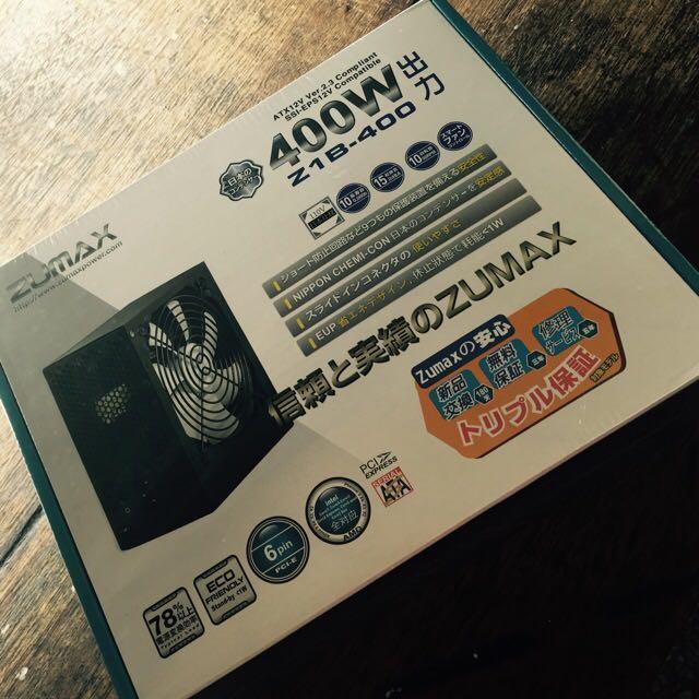 電源 供應器 PC主機 400W 感覺方便好用「全新」