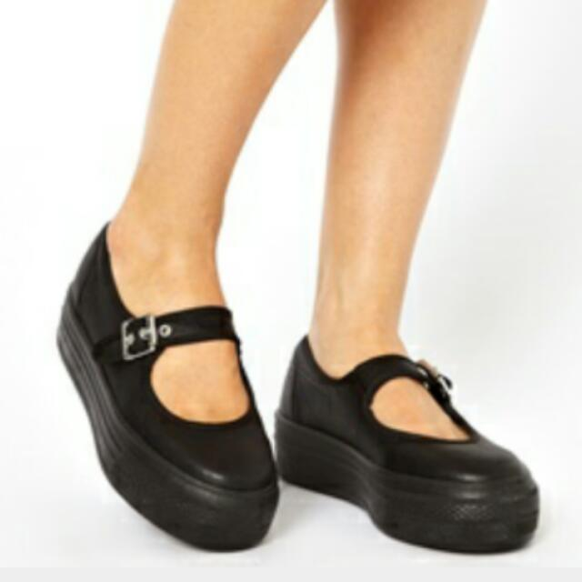 Asos Mary Jane Platform