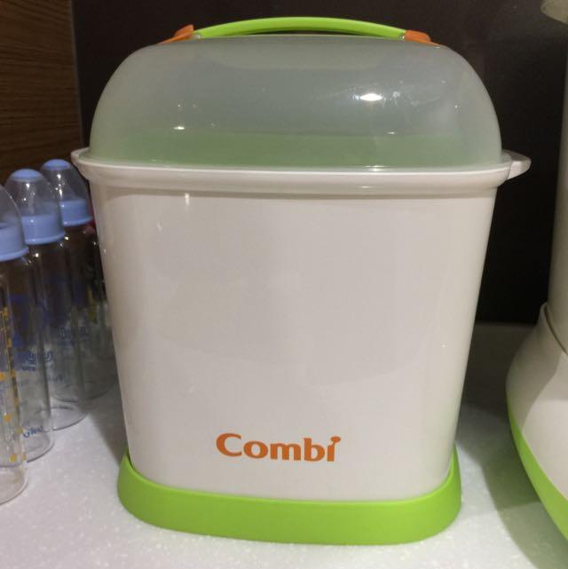 Combi奶瓶保管箱
