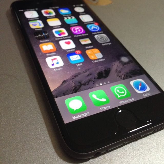 Iphone 6  Great Condition 128GB