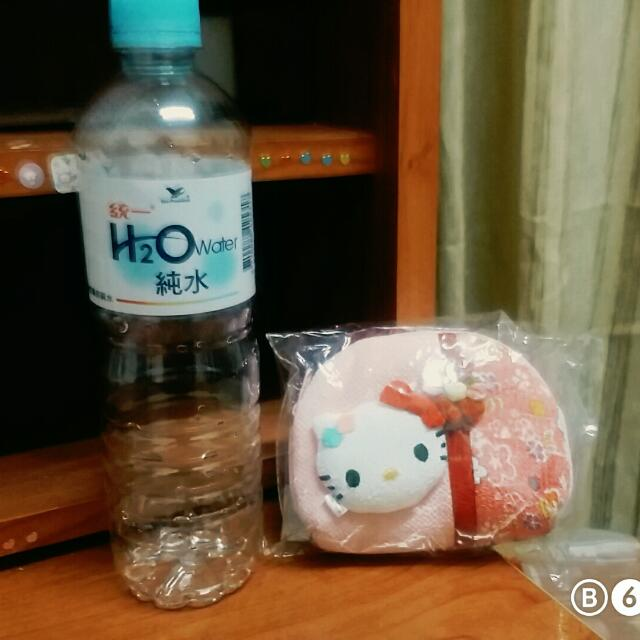 Kitty 日本小錢包(含郵)