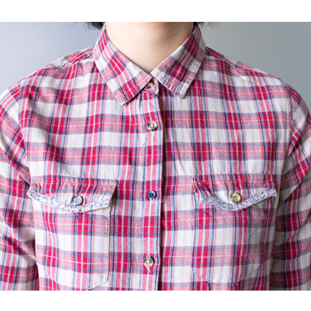 Pull and Bear Plaid Shirt