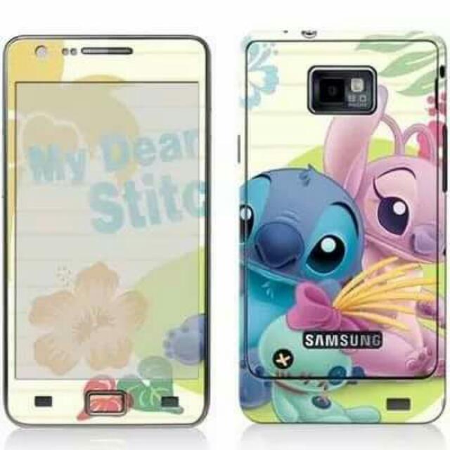S2手機貼-送鑽石面螢幕保護貼