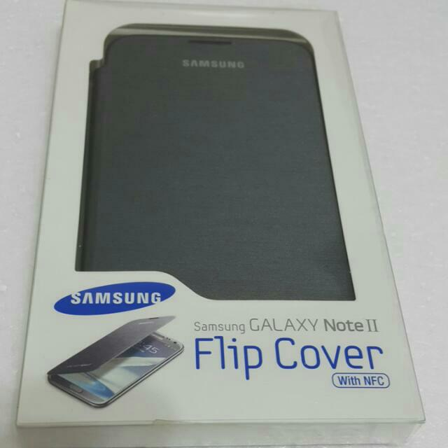 Samsung Galaxy Note 2 Flip Cover 掀蓋式皮套