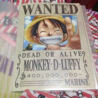 One Piece Posters