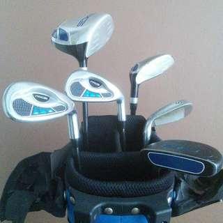 Junior Golf Club Set - Good Condition