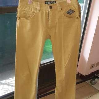TAKI 合身窄版長褲