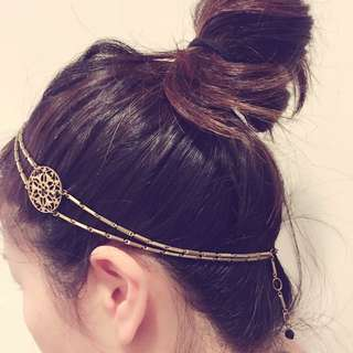 🇫🇷法式 Vintage 古董項鍊、髮飾