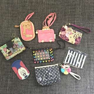 Coin Purse And Wallet