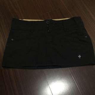 黑人頭褲裙m號