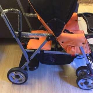 Joovy Double Stroller