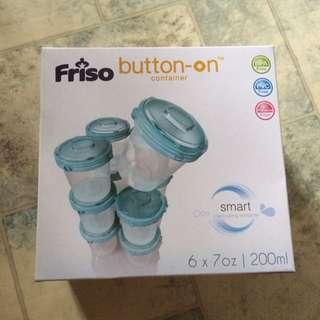 (已匯款待寄出中)Friso 多功能副食品儲存容器