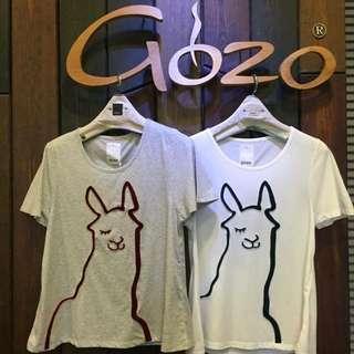 Gozo 紅色草泥馬t
