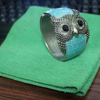 🎈 貓頭鷹個性手環