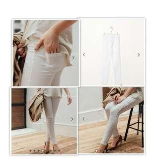 全新🌌Pazzo. 白褲