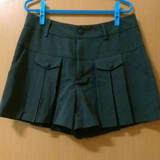 全新🌌深灰褲裙