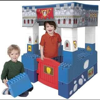 Mega Bloks Mega Play Castle
