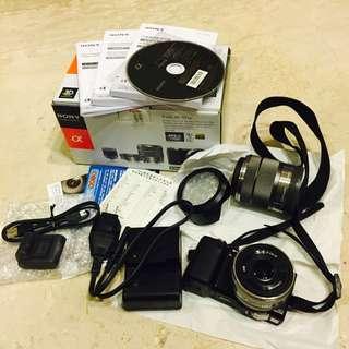 Sony NEX-5ND雙鏡組