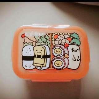 保留(交換)蛋黃哥保鮮盒