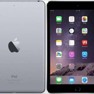 Ipad Mini 3 16GB wifi Only Space Grey