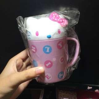 正版三麗鷗Kitty 杯子